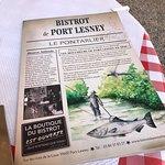 Bistrot de Port Lesney resmi