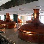 Modern brewing kettles