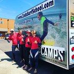 Surf Lessons By 2x U S Surfing Champion Rodney Roller in Beautiful Pismo Beach #Freebillabongtsh