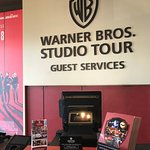 Bild från Warner Bros. Studio Tour Hollywood