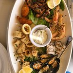 Sea food for two
