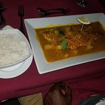 curried snapper was AWESOME