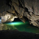 One of 3 lakes inside our Cave, Actun Chapat