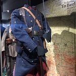 WWI French soldier's uniform