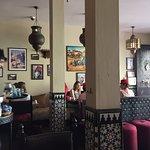 Foto de Kasbah Cafe Bazaar