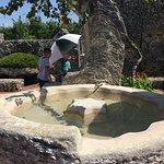 Coral Castle Moon Fountain