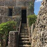 Coral Castle...Ed's Living Quarters