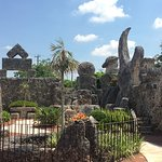 The beauty of Coral Castle
