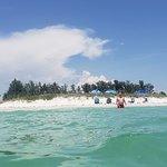 Foto di Coquina Beach