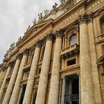 Photo of St. Peter's Basilica