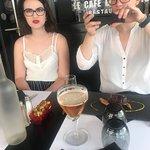 Foto Cafe des Bains