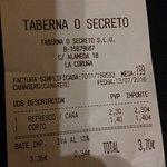 Foto di Taberna O'Secreto