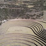 Foto de Moray Agricultural Terraces