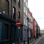 Wilkes Street, London.
