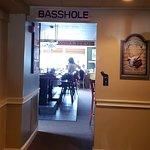 Foto de Walter's Basin Pub or the Basshole Pub