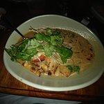 Coconut Seafood Chowder