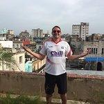 Rooftop in Havana!