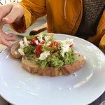avocado toat