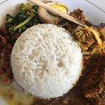 Balinese Spicy Chicken