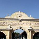 Six Flags Over Texas-billede