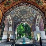 Bagh-e Fin Garden Foto