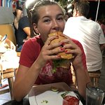 fish sandwich - HUGE