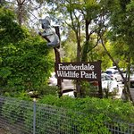 Foto van Featherdale Wildlife Park
