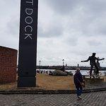 Foto van Albert Dock