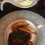 stunning steak
