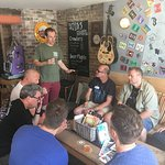 Ben from Brass Castle brewery talking about everything to do with beer