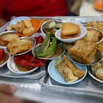 A selection of the Dim Sum Offering