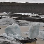 Zdjęcie Svinafellsjokull Glacier