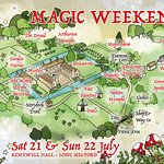Kentwell Hall - Magic Weekend - fun for all the family