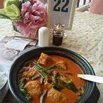 Mix curry vege is really delicious.