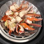 Perfectly steamed lobster!