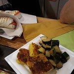 frittatine e zucchine