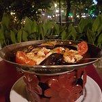 De Anatolian kebab (geloof ik)