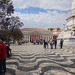 Rossio Square... Lisbon.
