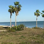 View from Fort De Soto park