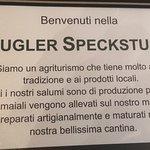 Kugler's Speckstube Foto