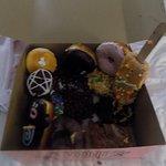 case of voodoo donuts