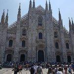 Frente da Duomo