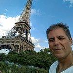 Фотография Эйфелева башня