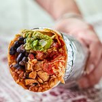 Our burritos are among the best this side of the Atlantic (we believe)!