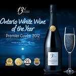 Try our Premier Cuvee 2012 - Ontario White Wine of the Year! (Ontario Wine Awards 2018)