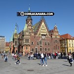 Photo de Wroclaw Town Hall