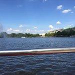 Alster-Kanalfahrt