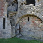 Pulpitum of Inchcolm Abbey