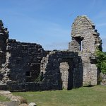 Ruins adjacent to Inchcolm Abbey