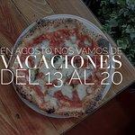 VACACIONES EN GROSSO DEL 13 AL 20 DE AGOSTO INCLUIDOS
